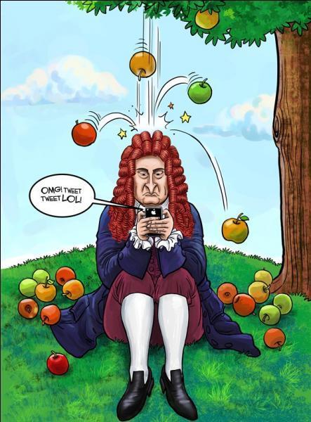 Quand Newton s'invite en copropriété!