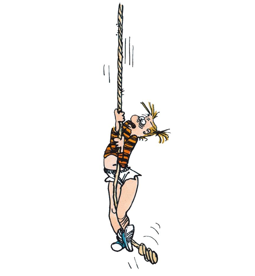 Quand le syndic explique l'importance d'une corde en copropriété…